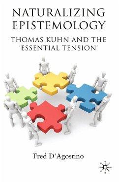 Naturalizing Epistemology (eBook, PDF)