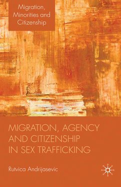 Migration, Agency and Citizenship in Sex Trafficking (eBook, PDF)