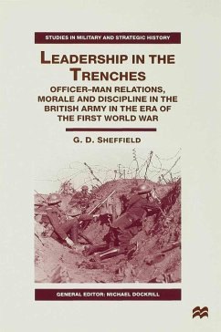Leadership in the Trenches (eBook, PDF) - Sheffield, G.