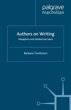 Authors on Writing (eBook, PDF)