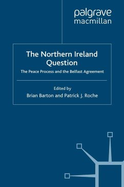 The Northern Ireland Question (eBook, PDF)