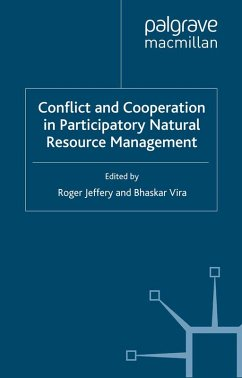 Conflict and Cooperation in Participating Natural Resource Management (eBook, PDF)