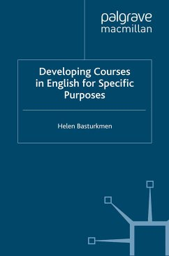 Developing Courses in English for Specific Purposes (eBook, PDF)