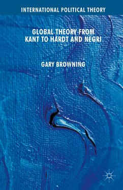 Global Theory from Kant to Hardt and Negri (eBook, PDF)