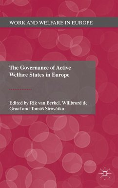 The Governance of Active Welfare States in Europe (eBook, PDF)