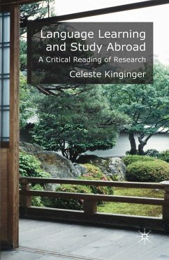 Language Learning and Study Abroad (eBook, PDF)