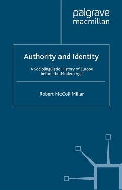 Authority and Identity (eBook, PDF)