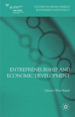 Entrepreneurship and Economic Development (eBook, PDF)