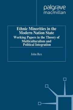 Ethnic Minorities in the Modern Nation State (eBook, PDF) - Rex, J.