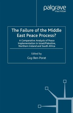 The Failure of the Middle East Peace Process? (eBook, PDF)