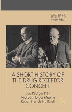 A Short History of the Drug Receptor Concept (eBook, PDF)
