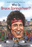Who Is Bruce Springsteen? (eBook, ePUB)
