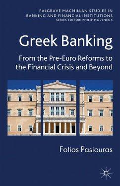 Greek Banking (eBook, PDF)