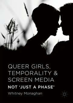 Queer Girls, Temporality and Screen Media (eBook, PDF)