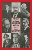 Pioneers of Modern Economics in Britain (eBook, PDF)