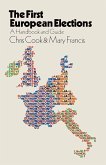 The First European Elections (eBook, PDF)