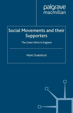 Social Movements and their Supporters (eBook, PDF) - Drakeford, M.
