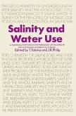Salinity and Water Use (eBook, PDF)