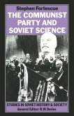 The Communist Party and Soviet Science (eBook, PDF)