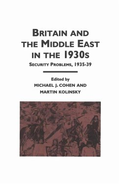 Britain and the Middle East in the 1930's (eBook, PDF) - Cohen, Michael J.