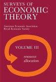 Surveys of Economic Theory (eBook, PDF)