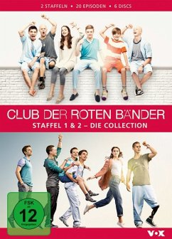 Club der roten Bänder, Staffel 1 & 2 - Die Coll...