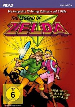 The Legend of Zelda (2 Discs)