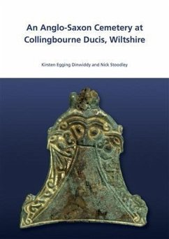 Anglo-Saxon Cemetry at Collingbourne Ducis, Wiltshire (eBook, PDF) - Egging Dinwiddy, Kirsten