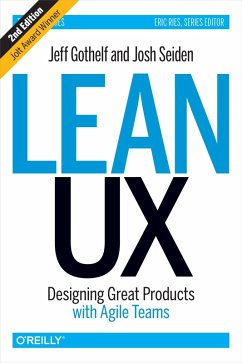 Lean UX (eBook, ePUB)