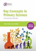 Key Concepts in Primary Science (eBook, ePUB)
