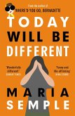 Today Will Be Different (eBook, ePUB)