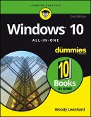 Windows 10 All-In-One For Dummies (eBook, PDF)