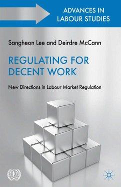 Regulating for Decent Work (eBook, PDF)