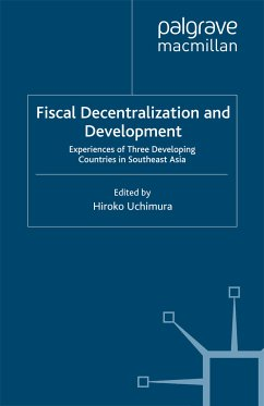 Fiscal Decentralization and Development (eBook, PDF)