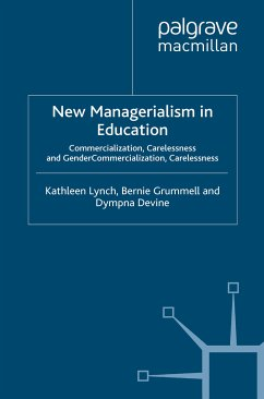 New Managerialism in Education (eBook, PDF)