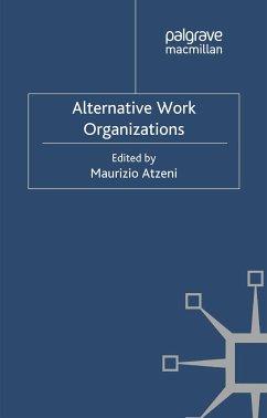 Alternative Work Organizations (eBook, PDF)