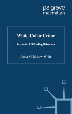 White-Collar Crime (eBook, PDF)
