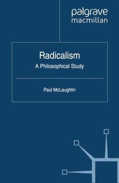 Radicalism (eBook, PDF)