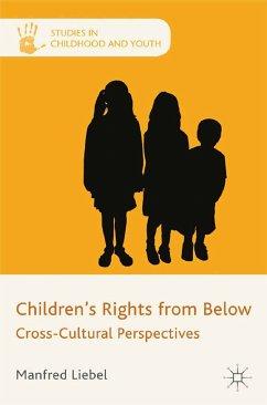 Children's Rights from Below (eBook, PDF)