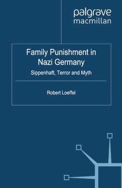 Family Punishment in Nazi Germany (eBook, PDF)
