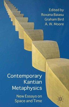 Contemporary Kantian Metaphysics (eBook, PDF)