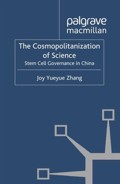 The Cosmopolitanization of Science (eBook, PDF)