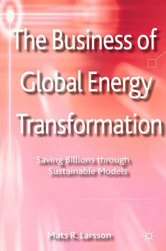The Business of Global Energy Transformation (eBook, PDF)