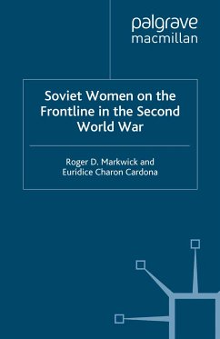 Soviet Women on the Frontline in the Second World War (eBook, PDF)