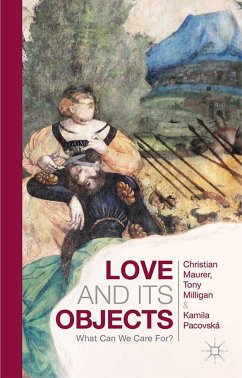 Love and Its Objects (eBook, PDF)