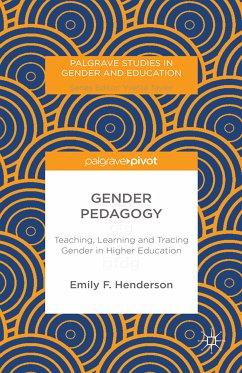 Gender Pedagogy (eBook, PDF)