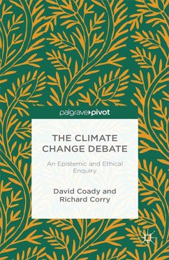 The Climate Change Debate (eBook, PDF)