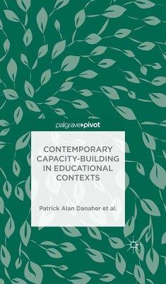 Contemporary Capacity-Building in Educational Contexts (eBook, PDF)