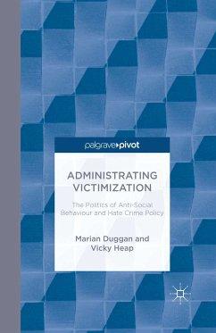 Administrating Victimization (eBook, PDF)