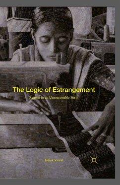 The Logic of Estrangement (eBook, PDF)